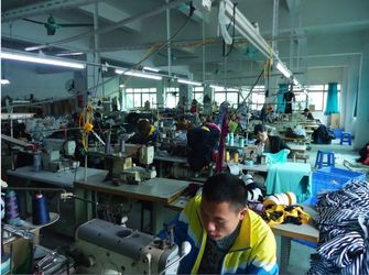 DONGGUAN LISHION CLOTHING CO., LTD.